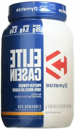 Dymatize Elite Casein 2lb 100% Micellar Casein Protein