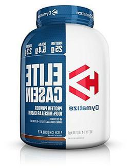 Dymatize Elite Casein 4lb 100% Micellar Casein Protein