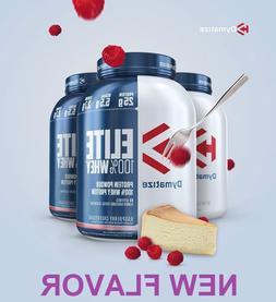 Dymatize Elite Whey Protein / 5 Lbs / 100% Whey Protein & Wh