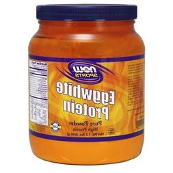 NOW Foods Eggwhite Protein 100% Pure - 1.2 lb