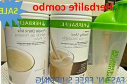 HERBALIFE FORMULA 1 HEALTHY MEAL & PROTEIN DRINK MIX  + CUP