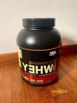 *Free Shipping*Gold Standard Whey Protein Powder, Vanilla Ic