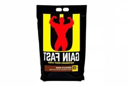 Universal Nutrition Gain Fast Protein Gainer Chocolate Prote