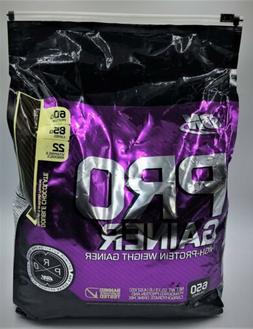 OPTIMUM NUTRITION Pro Gainer Weight Gainer Protein Powder,Do