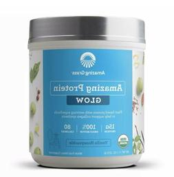 Amazing Grass GLOW Vegan Protein Powder: Organic Plant Based
