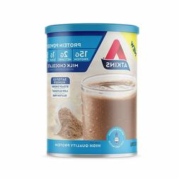 Atkins Gluten Free Protein Powder, Chocolate, Keto, Low Carb