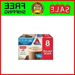 Gluten Free Protein-Rich Shake, Dark Chocolate Royale, Keto-