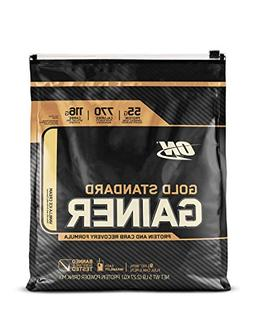 Optimum Nutrition Gold Standard Gainer, Vanilla Ice Cream, 5