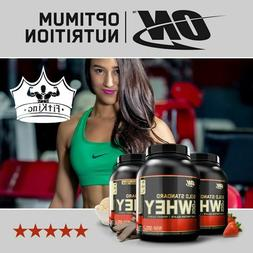 Optimum Nutrition Gold Standard 100% Whey Protein 5 lbs CHOO