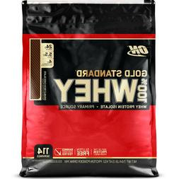 Optimum Nutrition Gold Standard 100% Whey Protein, Double Ri