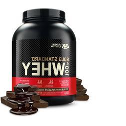 Gold Standard 100% Whey Protein Powder, Double Rich Chocolat
