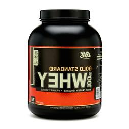Optimum Nutrition Gold Standard ON 100% Whey Protein Double
