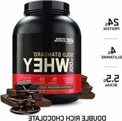 Optimum Nutrition Gold Standard Whey Protein Powder Double R