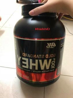 Optimum Nutrition Gold Standard Whey Protein Powder, Double