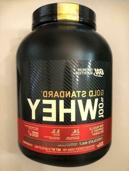 #Gold Standart Whey 100% Optimum Nutrition