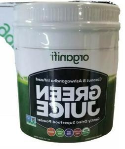 Organifi GREEN JUICE Superfood Powder Dietary Supplement Sup