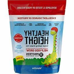 healthy height protein drinks kids powder vanilla