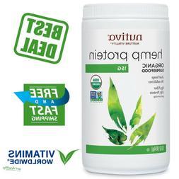 Nutiva Hemp Protein Powder, Organic,