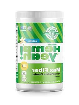 Hemp Prtn, Organic, Very Vanilla, 16 oz