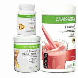 Herbal  Nutrition 1  with Personalized Protein Powder -200 g