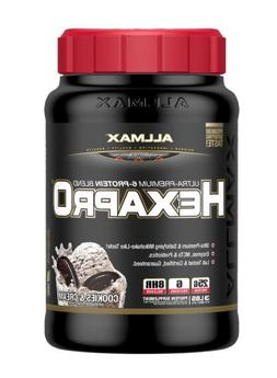 AllMax Nutrition HEXAPRO Six Protein Powder Blend 3 Lbs