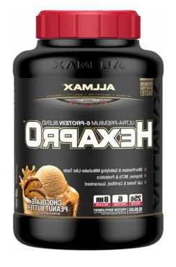 AllMax Nutrition HEXAPRO Six Protein Powder Blend With BCAAs