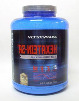 BodyTech Hexatein-SR - 5 Pound Powder COOKIES AND CREAM