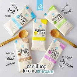 High Protein Supplement Diet Whey 5 Flavor Japan Vitamin Col