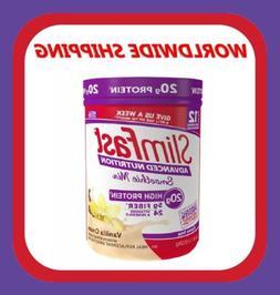 high protein vanilla cream smoothie mix powder