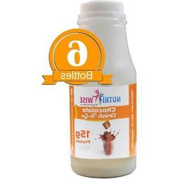 Ideal Protein Alternative - Nutriwise   Chocolate Drink 6-Pa