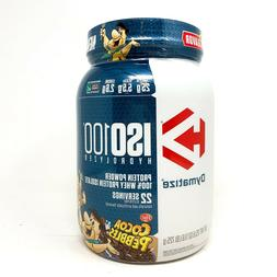 ISO-100 by DYMATIZE 100% Whey Protein Isolate Powder 1.6 LB