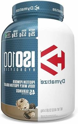 Dymatize ISO 100 Whey Protein Powder With 25g Of Hydrolyzed