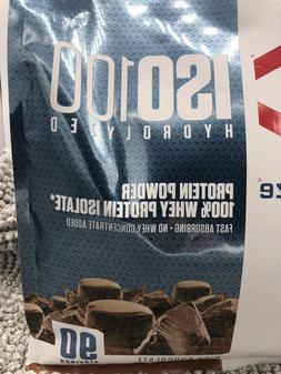DYMATIZE ISO100 Hydrolyzed 100% Whey Protein Isolate Powder,