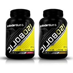 Nutrabolics Isobolic Clean Protein for Muscle Building & Rec