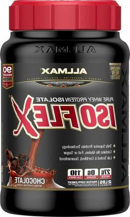 ALLMAX Nutrition Isoflex 100% Ultra-Pure Whey Protein Isolat