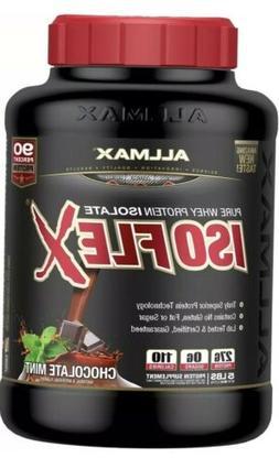 Allmax Nutrition IsoFlex - 5lbs Chocolate Mint Supreme