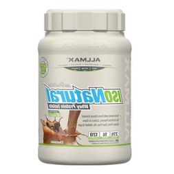 ALLMAX Nutrition IsoNatural Chocolate 2 lbs.