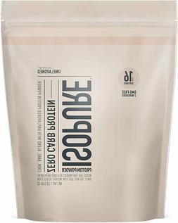 Nature's Best Isopure Zero Carb Protein Powder, 100-Percent
