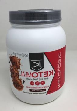KetoLogic Keto Meal Replacement Shake Powder: CHOCOLATE 20 S