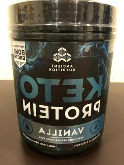 Ancient Nutrition Keto Protein Powder Ketogenic Performance