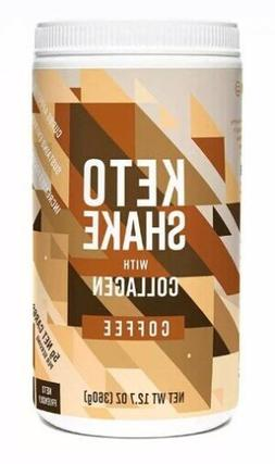 keto protein powder shake coffee flavor 12