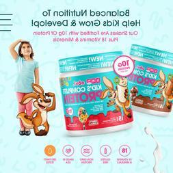 OBVI - Kids Complete Collagen Protein, 18 Vitamins & Mineral
