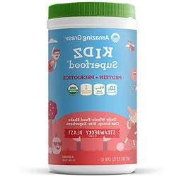 Kidz Protein + Probiotics Strawberry Blast