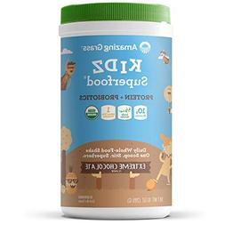 Kidz Protein + Probiotics Outrageous Chocolate