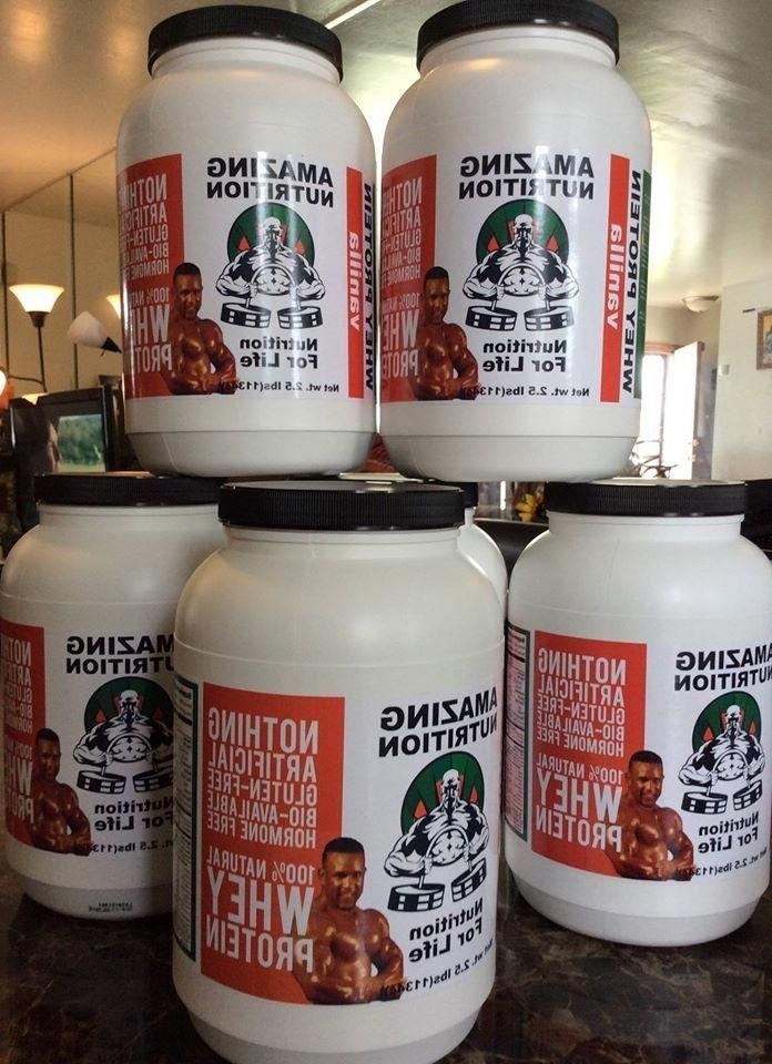 100% Whey Protein with