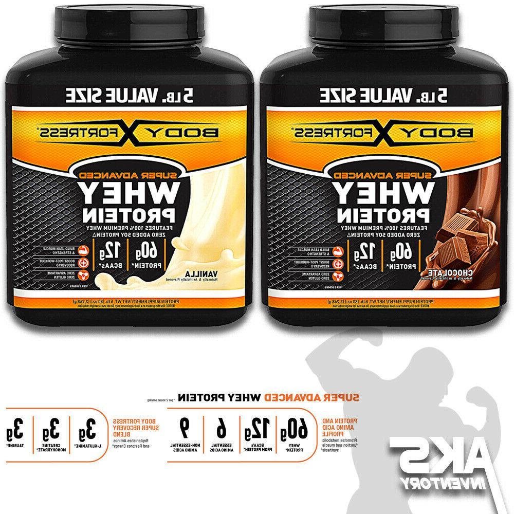 100 percent premium whey protein powder 5lb
