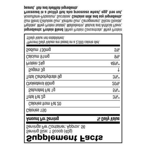 MuscleTech Powder, Ice Cream,