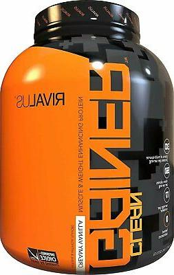 Rivalus - Clean Gainer Increases Muscle & Body Weight Creamy