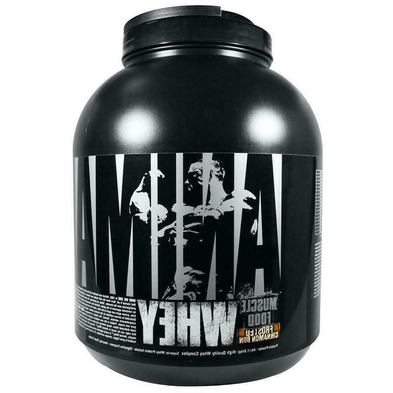 animal whey protein isolate complex 4 lb
