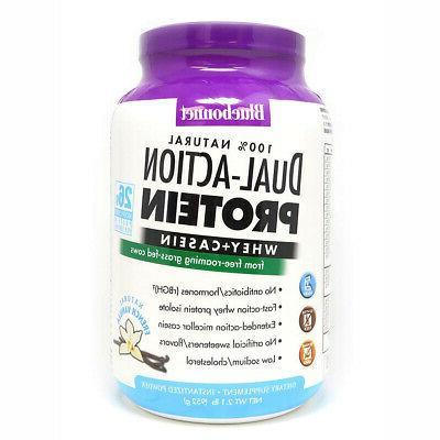 bluebonnet nutrition dual action protein